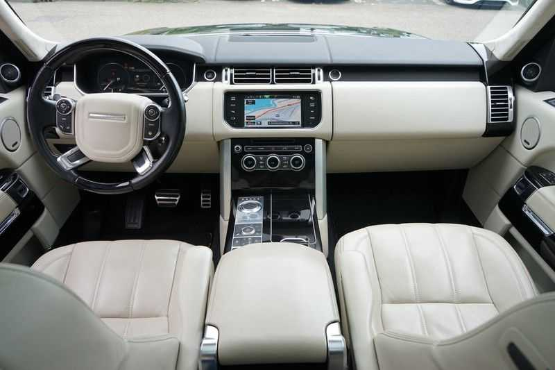 Land Rover Range Rover 4.4 SDV8 Autobiography aut. (nieuwe motor) extreem compleet! afbeelding 13