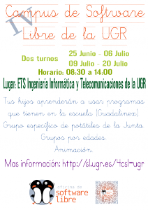 IV Campus Infantil de Software Libre