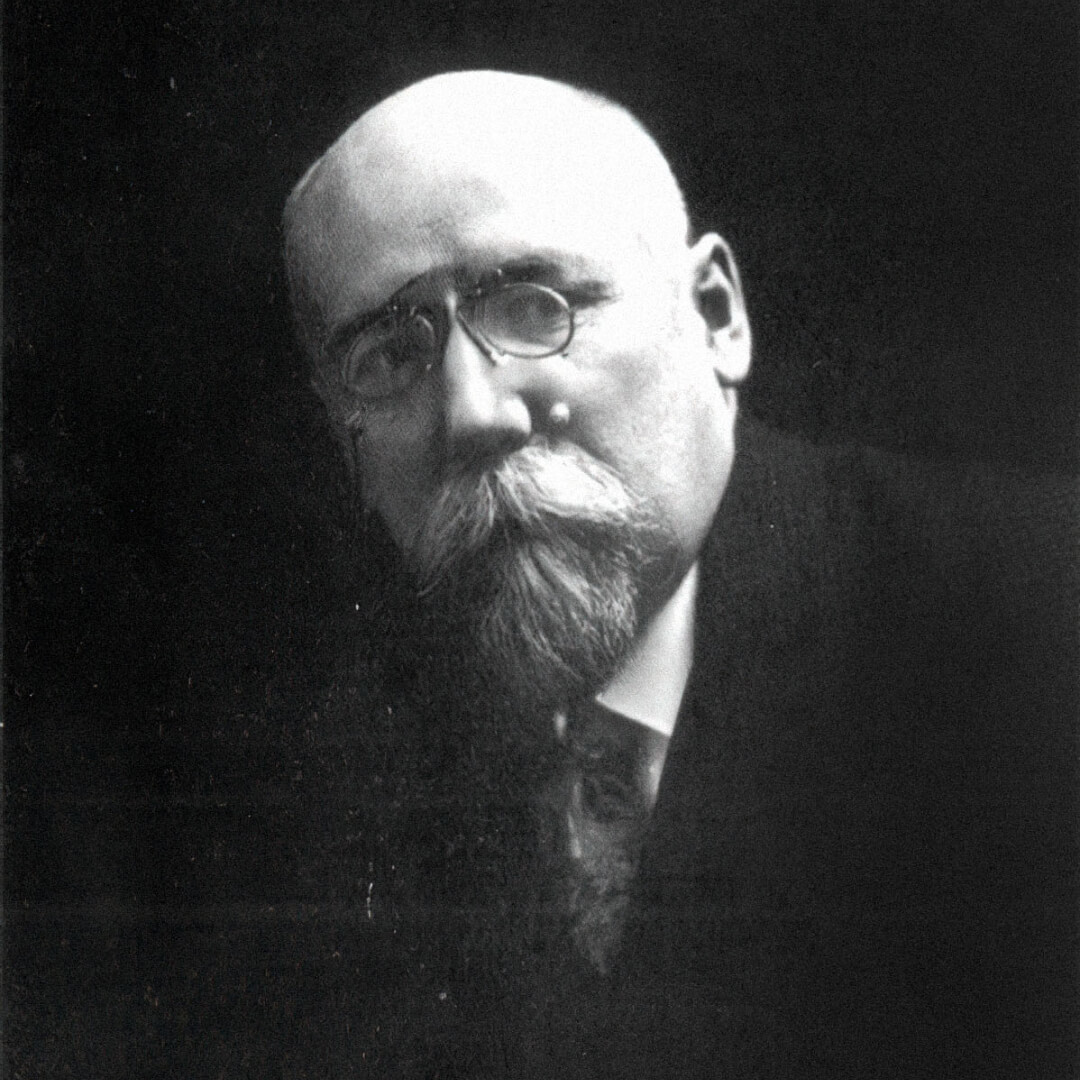Федор Сологуб, 1910г. / ИРЛИ