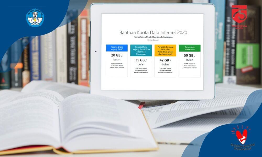 Petunjuk Teknis Bantuan Kuota Data Internet