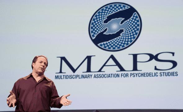 Rick Doblin, founder & executive director of MAPS