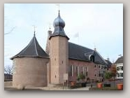 Castle at fortified town of Coevorden  » Click to zoom ->
