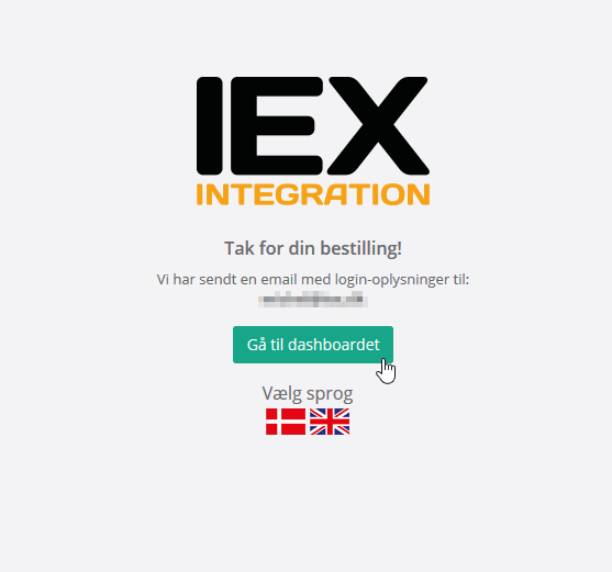 Integration med Shopify