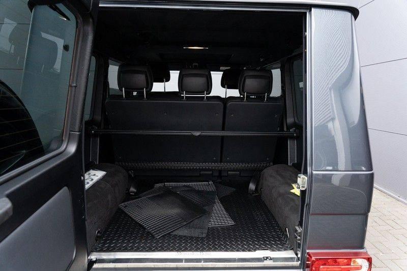 Mercedes-Benz G-Klasse 350 D 245pk Sportpakket Schuifdak Distronic Stoelventilatie afbeelding 6
