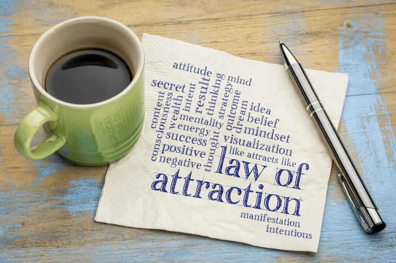 Getting What You Want: The Science Behind the Law of Attraction and Setting Intentions