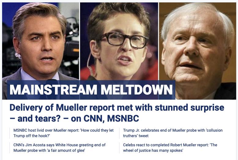 Left Media Meltdown
