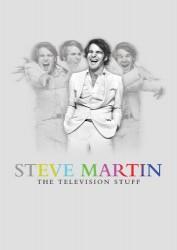cover Steve Martin: The Television Stuff