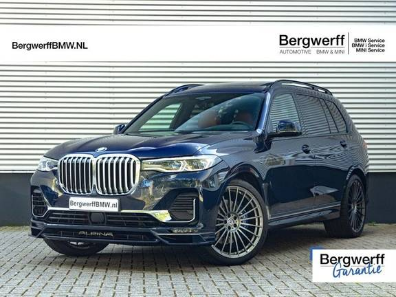 BMW X7 ALPINA XB7 - Lavalina 1 - Bowers & Wilkins - 6-Zits