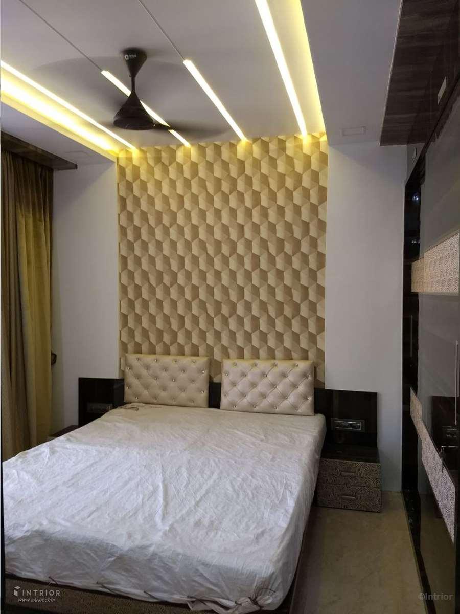Bed Design False Ceiling Design
