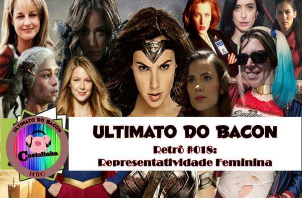 colagem com mulheres do mundo geek nerd - Mulher-Maravilha