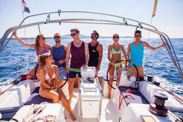 Making the Most of the Waters on a Sailing Turkey Adventure