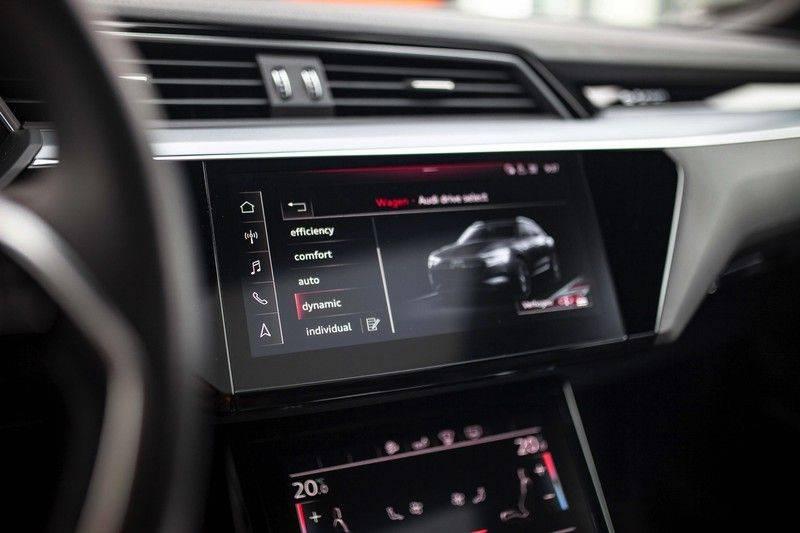 Audi e-tron 55 Quattro *4% Bijtelling / Prijs Ex. BTW / B&O / Stad & Tour pakket / Pano / ACC* afbeelding 14
