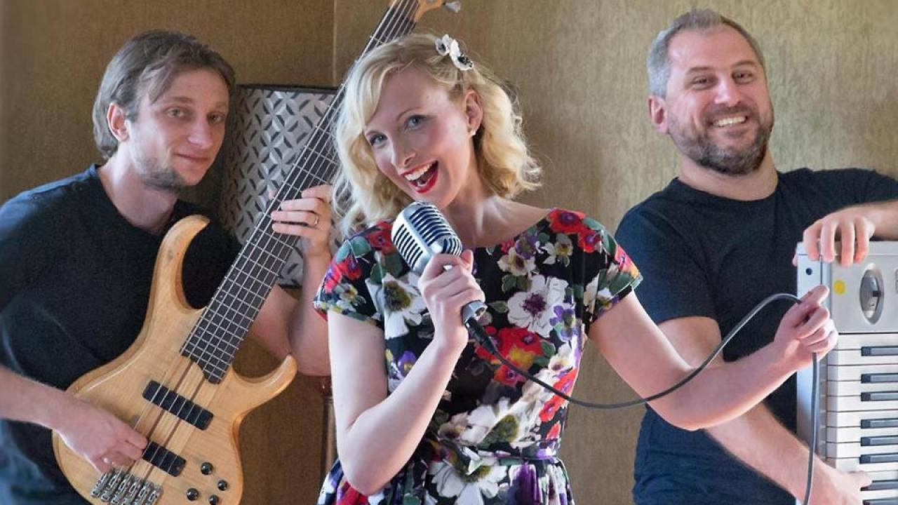Mae Collard Trio and Music School