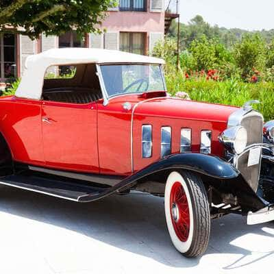 Chevrolet Confederate Sports Roadster 1932 2