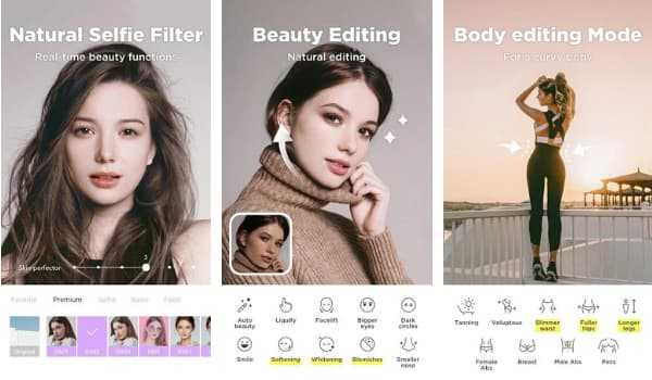 Candy Camera – BeautyPlus Alternative