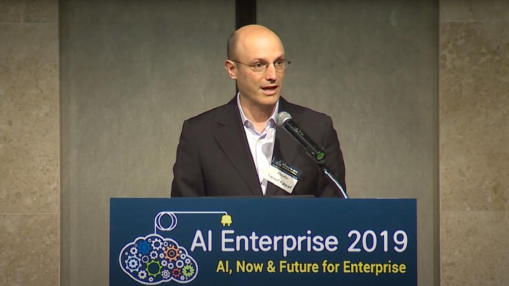 Machine learning and the divided brain - AI Enterprise 2019, South Korea