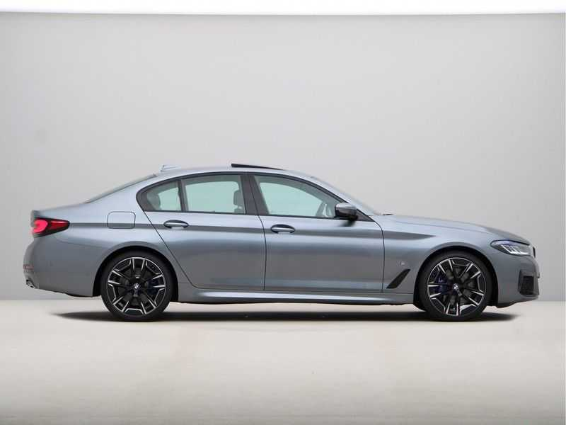 BMW 5 Serie 530i High Exe M-Sport LCI afbeelding 9
