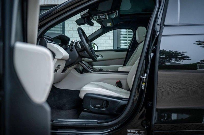 Land Rover Range Rover Velar 3.0 V6 SC AWD R-Dynamic HSE, 380 PK, Head/Up, Black/Optic, Adapt. Cruise, Pano/Dak, Luchtvering!! afbeelding 5