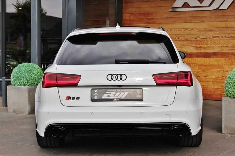 Audi RS6 4.0 V8 605pk Performance Quattro **Pan.dak/HUD/ACC/Camera/Carbon** afbeelding 8