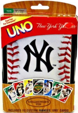 New York Yankees Uno (2010)