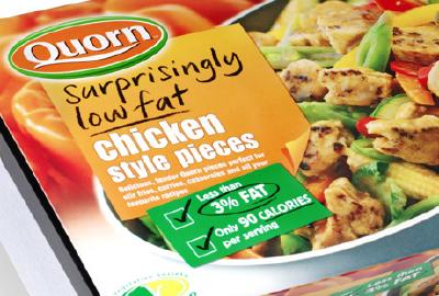 Quorn chicken-style pieces
