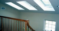 drywall installation of cathedral ceiling