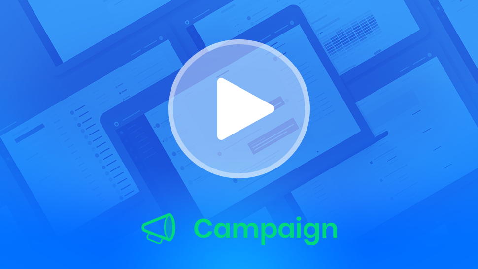 Build campaigns that are relevant to your customers