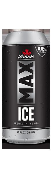 Labatt Max Ice