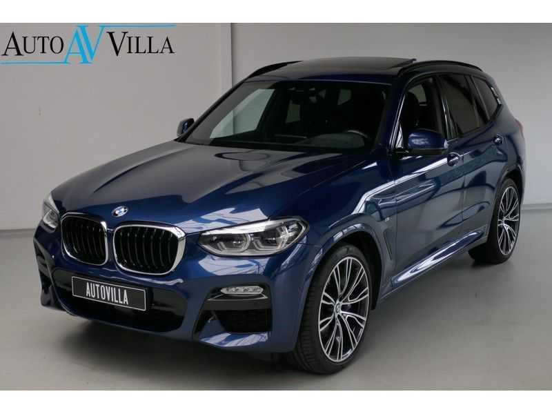 BMW X3 xDrive30d High Executive M Sport Edition afbeelding 1
