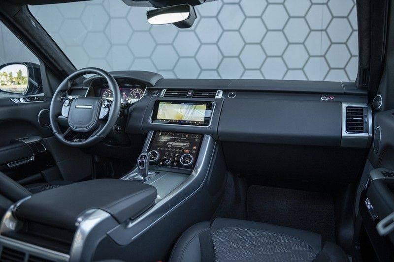 Land Rover Range Rover Sport SVR 5.0 V8 SC ESTORIL BLUE afbeelding 24