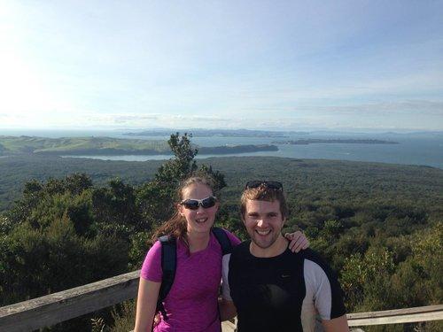 Rangitoto Summit