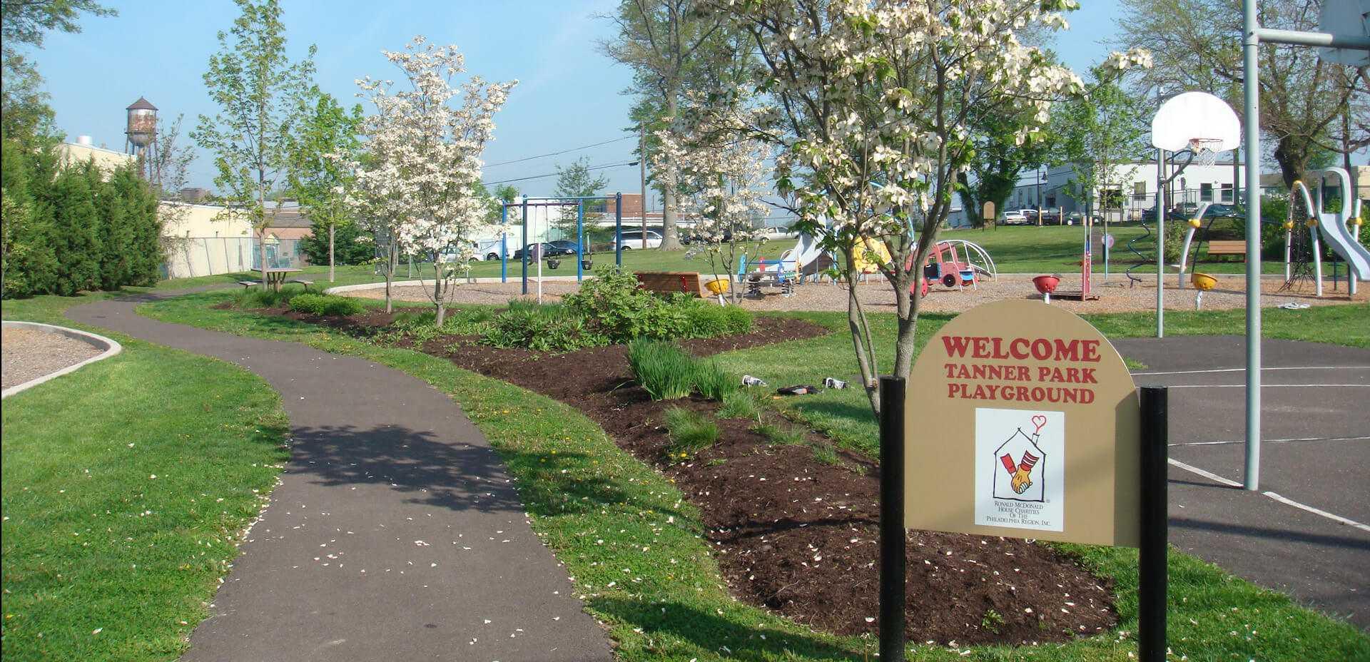 Tanner Park Community catharine ann farnen landscape architecting