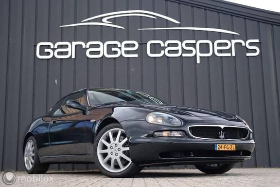 Maserati 3200 GT 3.2 V8 | Bi-Turbo | Verde Brooklands