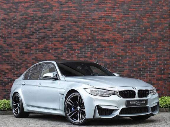 BMW 3 Serie M3 *Head-Up*Carbon*Camera*DAB*Harman/Kardon*