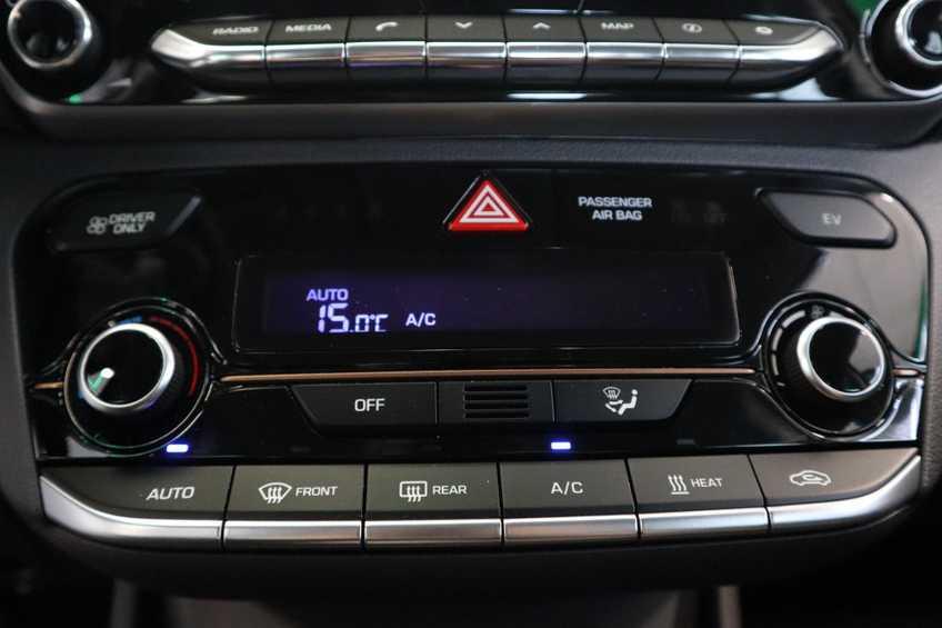 Hyundai IONIQ Comfort EV 4% Bijtelling NIEUW!! 21.116 ex. BTW Navigatie Adaptive-Cruise *tot 24 maanden garantie (*vraag naar de voorwaarden) afbeelding 15
