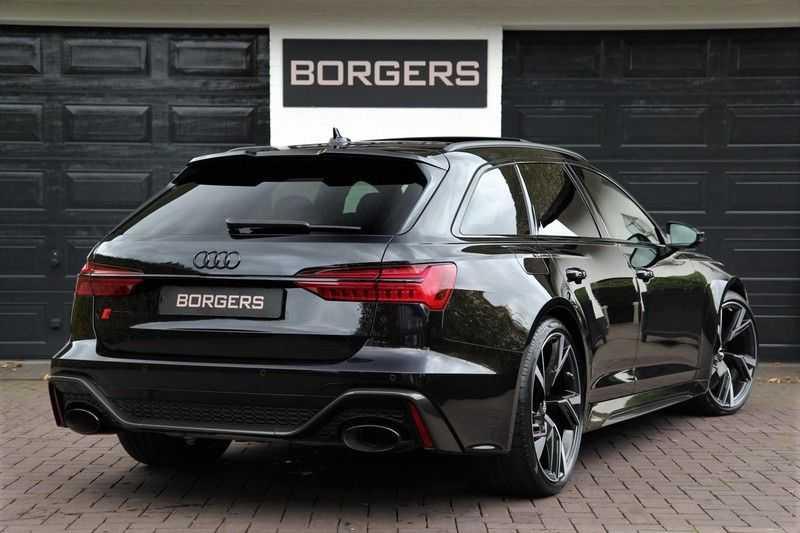 Audi RS6 Avant B&O.ADVANCED+DYNAMIC-PLUS+CARBON+TREKHAAK afbeelding 6
