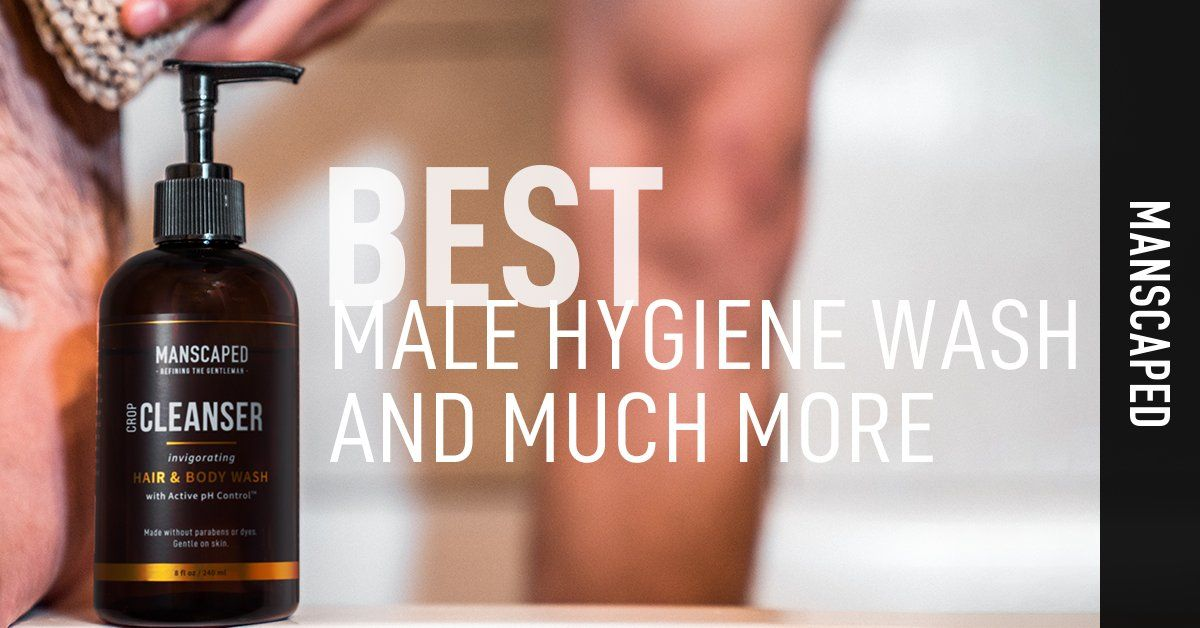 The Best Male Hygiene Wash And Much More