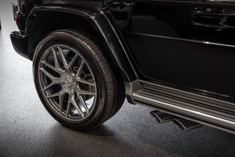 Mercedes-Benz G-Klasse G63 AMG Burmester G 63 AMG Burmester Premium Plus pakket afbeelding 15
