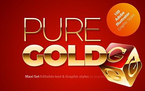 Pure Gold Adobe Illustrator styles puregold_1_cover.jpg