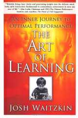 Related book The Art of Learning: An Inner Journey to Optimal Performance Cover