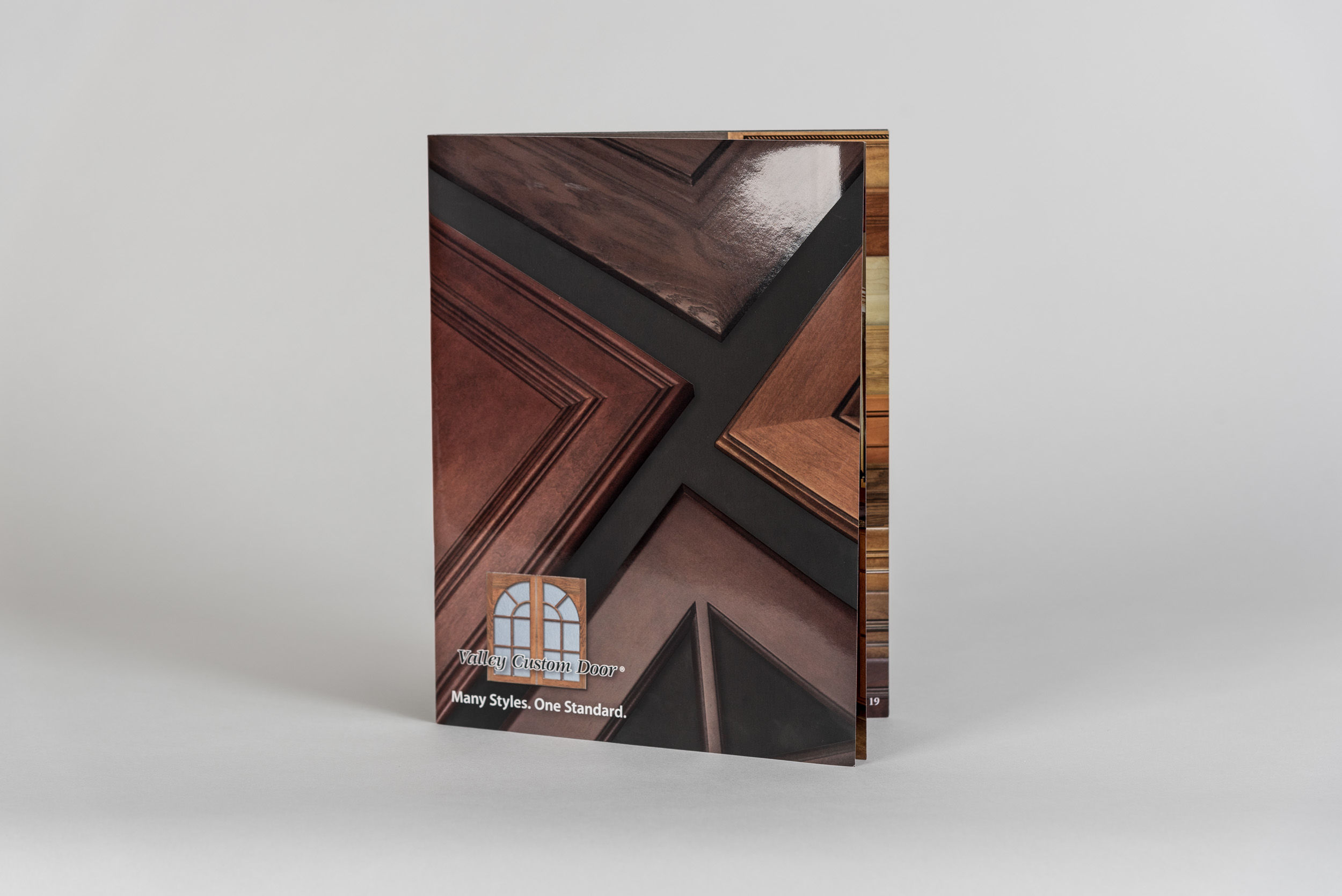 Valley Custom Door Product Catalog Front