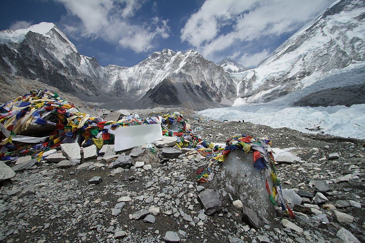 Everest Base Camp - Main Spot