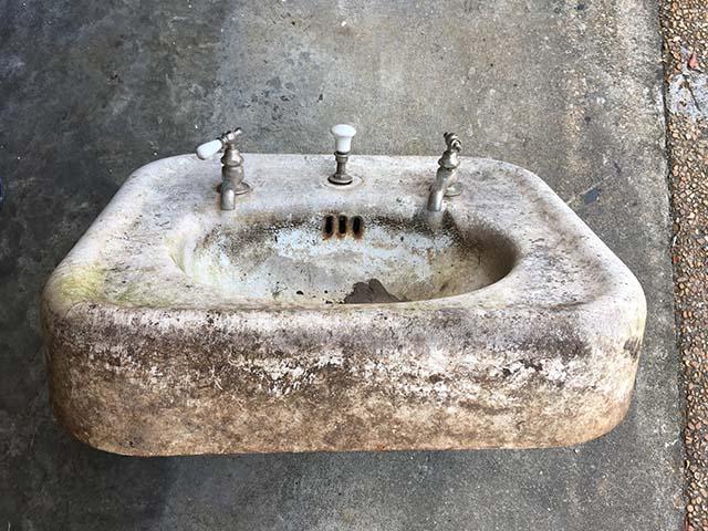 Sink 1 - Before