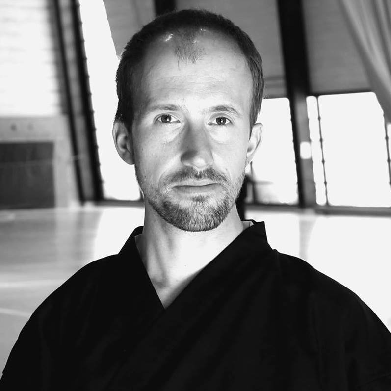 Photo de profil Mr Johnathan Kienlen, enseignant de Kendo
