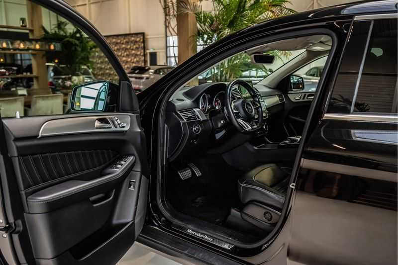 Mercedes-Benz GLE Coupé 350 d 4MATIC AMG | Trekhaak | Comand | Camera | panoramadak | Apple Car Play | Privacy glas | BTW | afbeelding 16