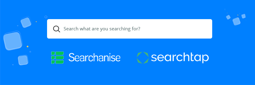 SearchTap vs. Searchanise