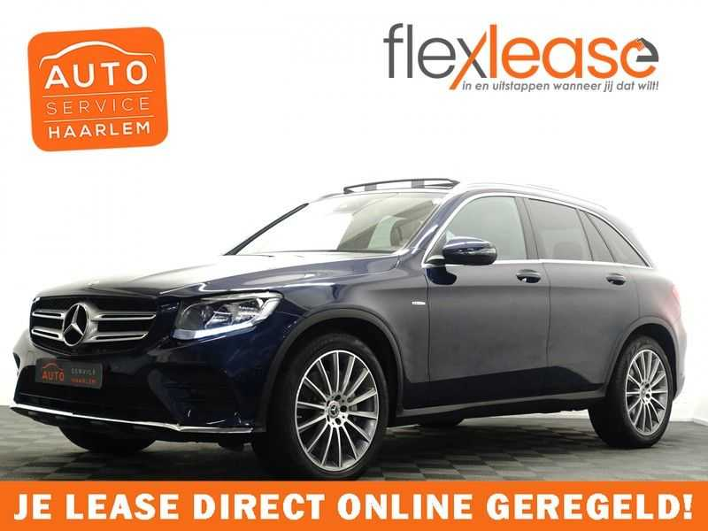 Mercedes-Benz GLC 250 4MATIC 211PK AMG Edition, Panoramdak, Leer, 48dkm !