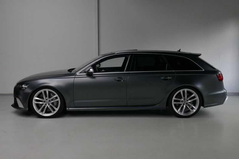 Audi RS6 Avant 4.0 TFSI quattro Pro Line Plus Keramisch - Panodak afbeelding 13
