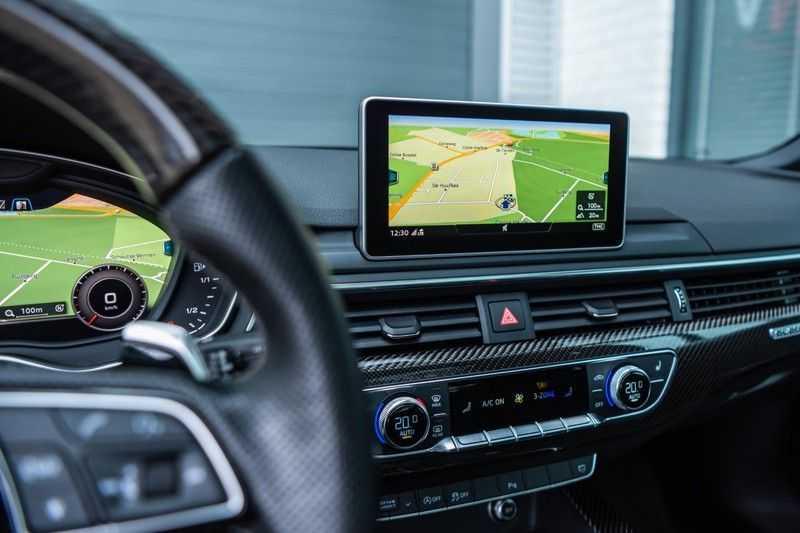 Audi RS5 Coupé 2.9 TFSI Quattro Pro Line Plus, 520 PK/JD, Full Capristo-R, Full Carbon, 20'' BBS Wheels, Pano/Dak, 52DKM!! afbeelding 11
