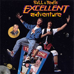 Whoa! Bill and Ted's Excellent Adventure soundtrack